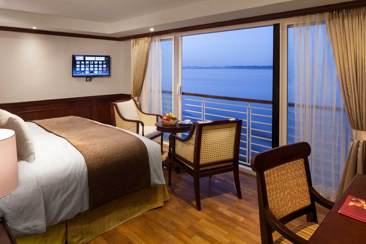 AmaWaterways AmaPura Room