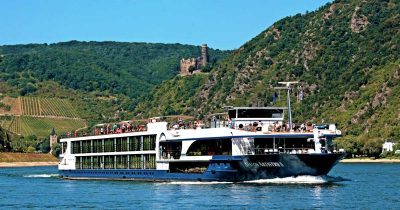 Avalon Waterways River Cruise Ship