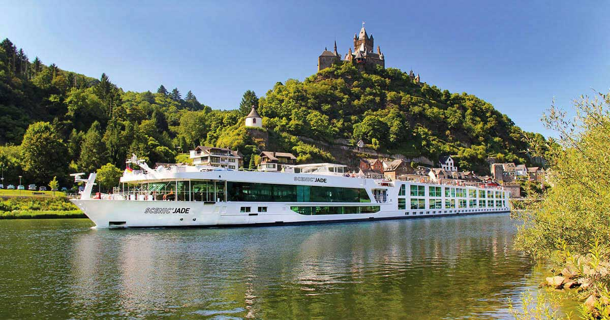 Scenic River Cruises Ship