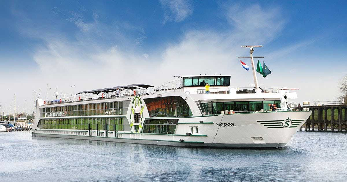 Tauck River Cruises Ship