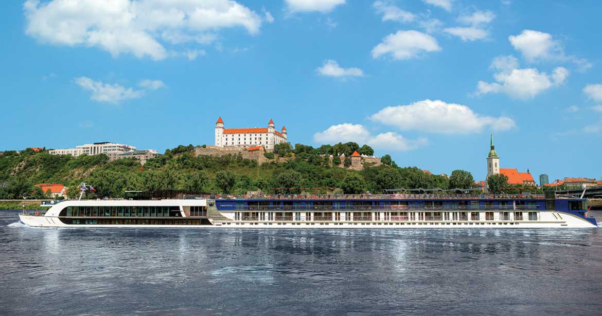 Where Amawaterways Sails