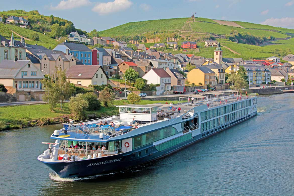 Avalon Waterways Luminary