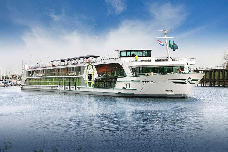 Tauck River Cruises Inspire