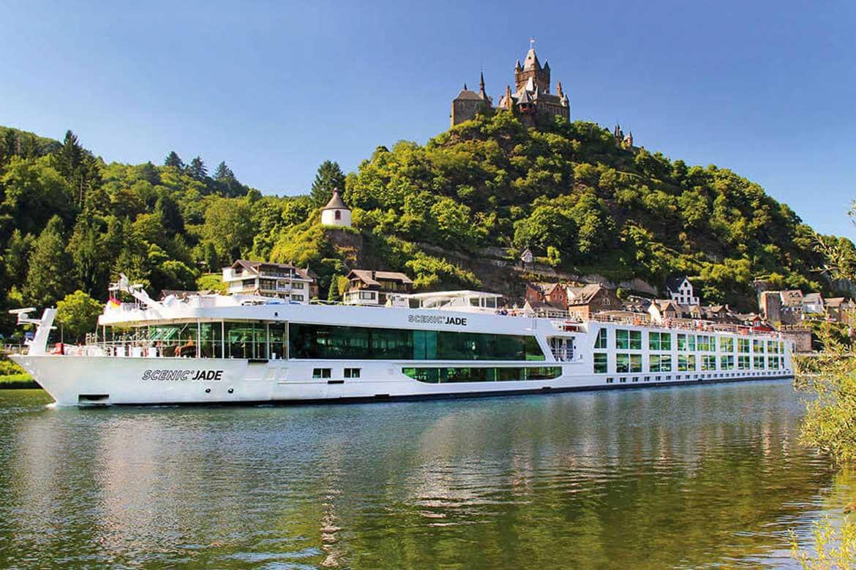 Scenic River Cruises Jade
