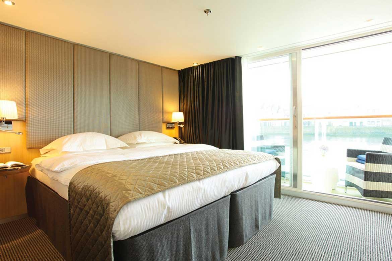 Scenic River Cruises Stateroom