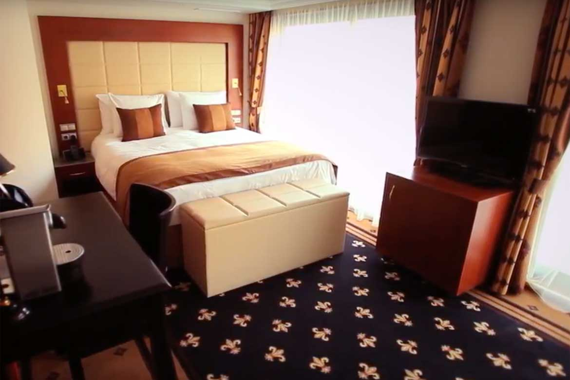 Tauck River Cruises-Stateroom