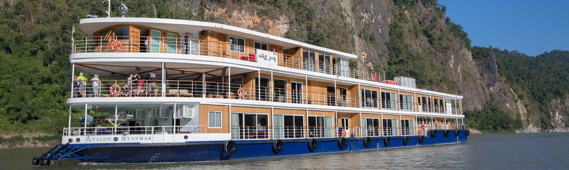 Avalon Waterways Myanmar