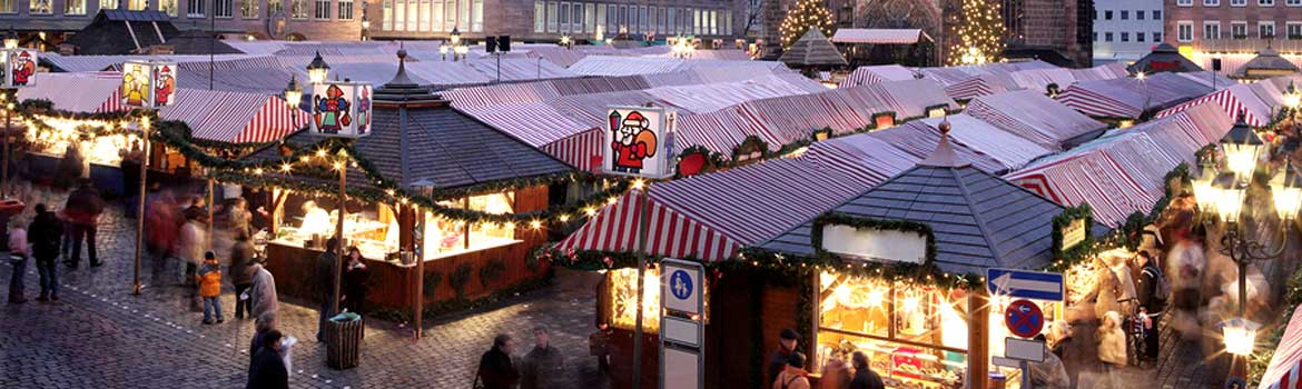Holidays Markets on the Rhine