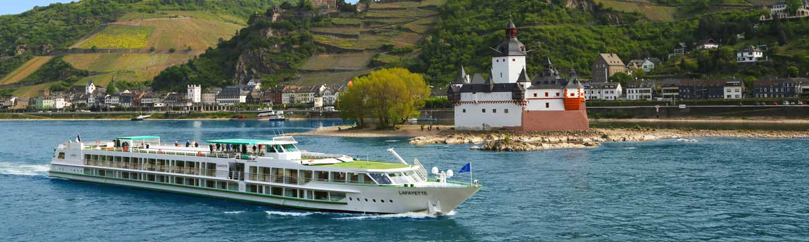 CroisiEurope on the Rhine