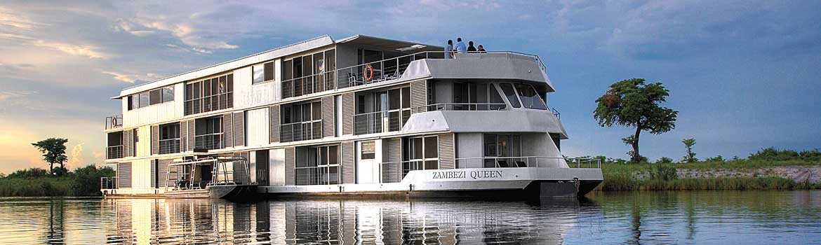 Amawaterways Zambezi Queen