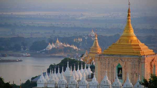 The Upper Irrawaddy