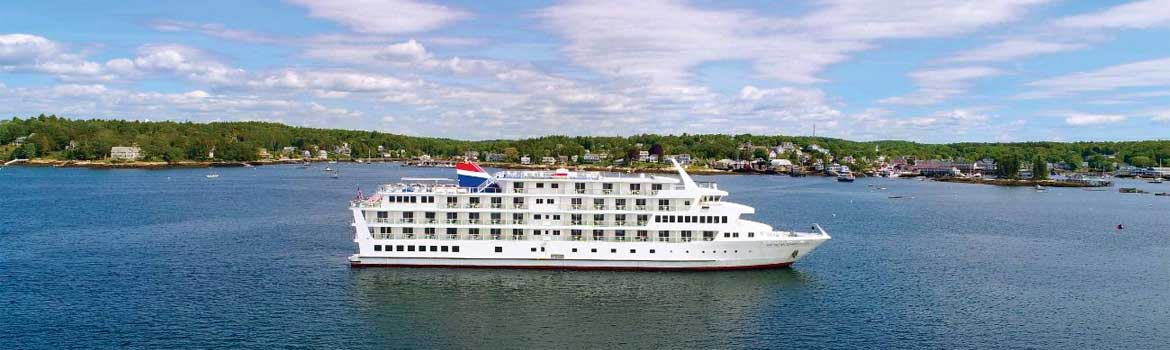 American Cruise Lines New England