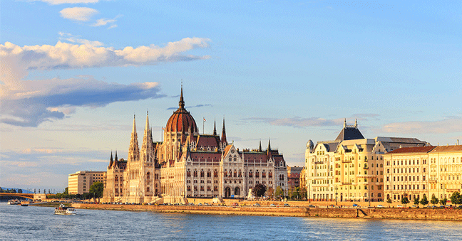 Europe-River-Cruise-Budapest